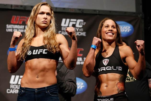 Чемпионке UFC Ронде Роузи посвятят порнофильм
