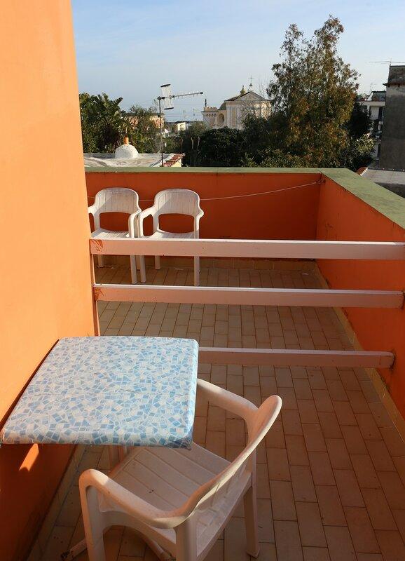 Ischia-Porto, Hotel Postiglione