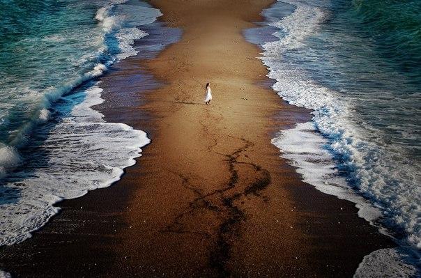 океан вокруг