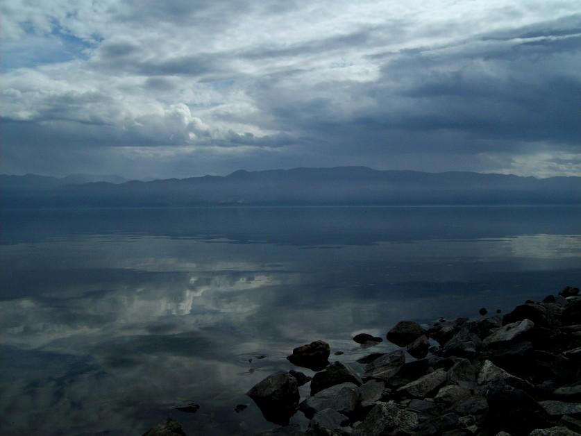 Байкальские закаты;))