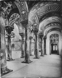 Внутренний вид одного из приделов Нового Морского собора.