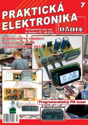 Журнал Журнал Prakticka Elektronika A Radio №7 2014
