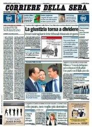 Журнал Il Corriere della Sera (28 Agosto 2014)