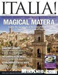 Журнал Italia! Magazine. Issue 129 (UK)