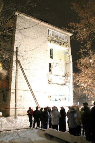 взрыв дома в стаханове