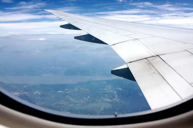 О полетах