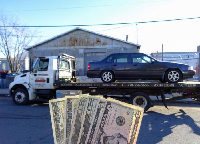 Как я свою машину продавал