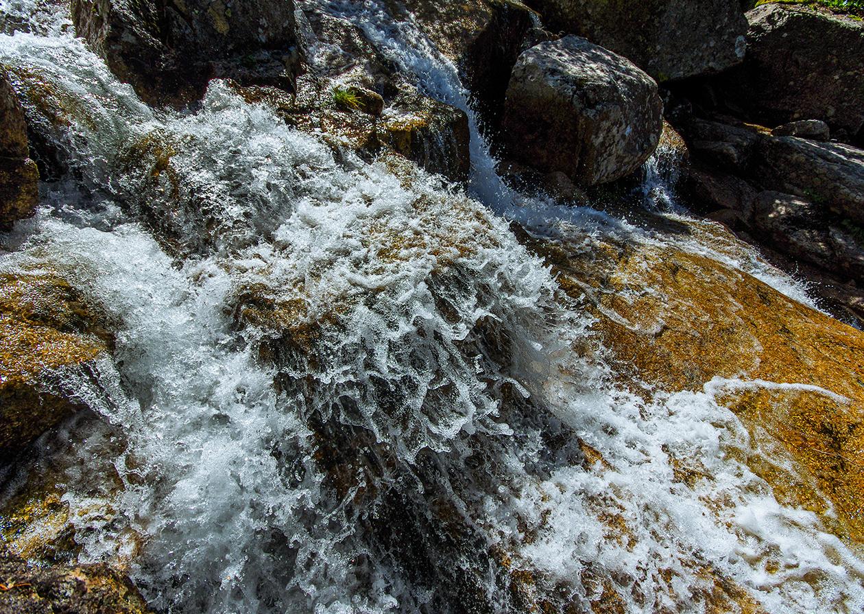 Хрустальная вода