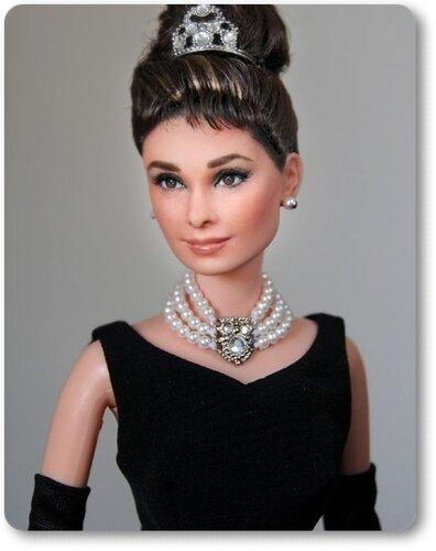 Ноэль Круз - создает  кукольные копии звезд с мировым именем