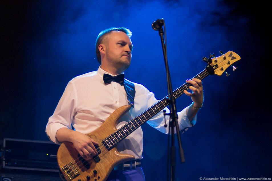Вячеслав Двинин. Концерт Чайф, Саранск, 16 апреля 2015 года