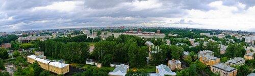 Автор: Петкун Евгений, блог Евгения Владимировича, фото, фотография: панорама кировского района