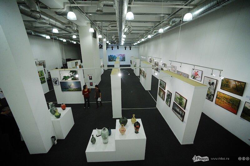 14.11.12 Выставка современного искусства Северной Кореи