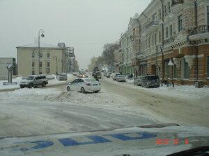 Минувший циклон принес 19 ДТП во Владивостоке