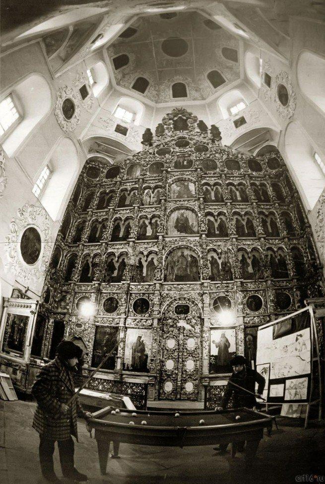1983. Казань. Петропавловский собор