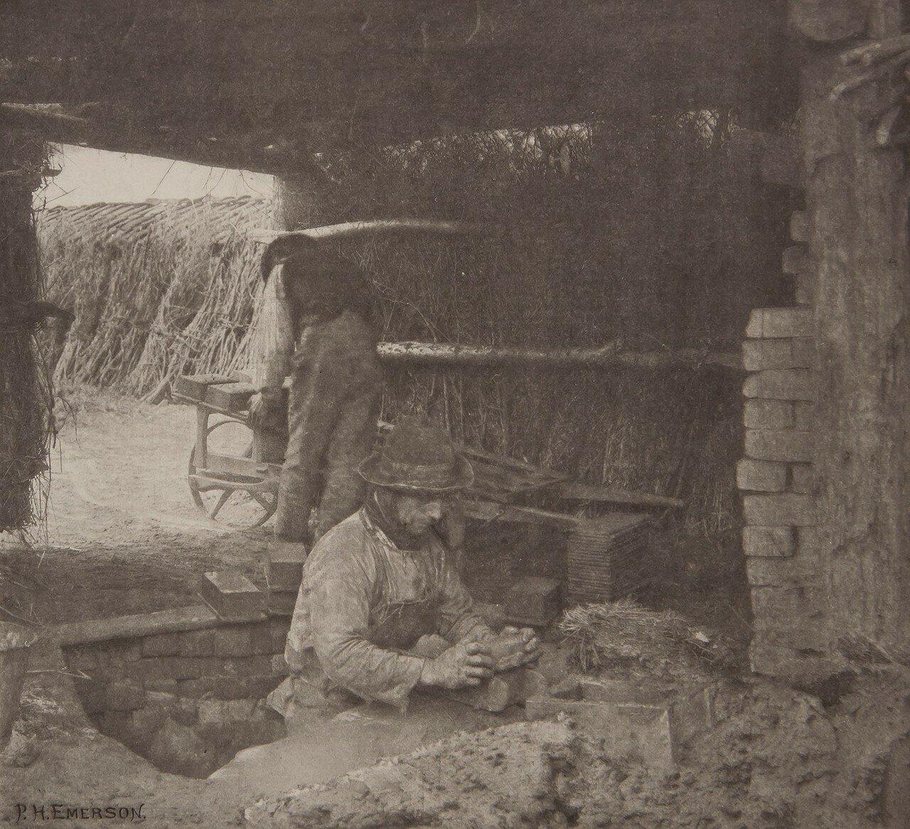 21. Изготовление кирпичей