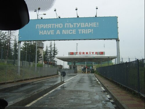 Турция закрыла въезд для болгарских грузовиков