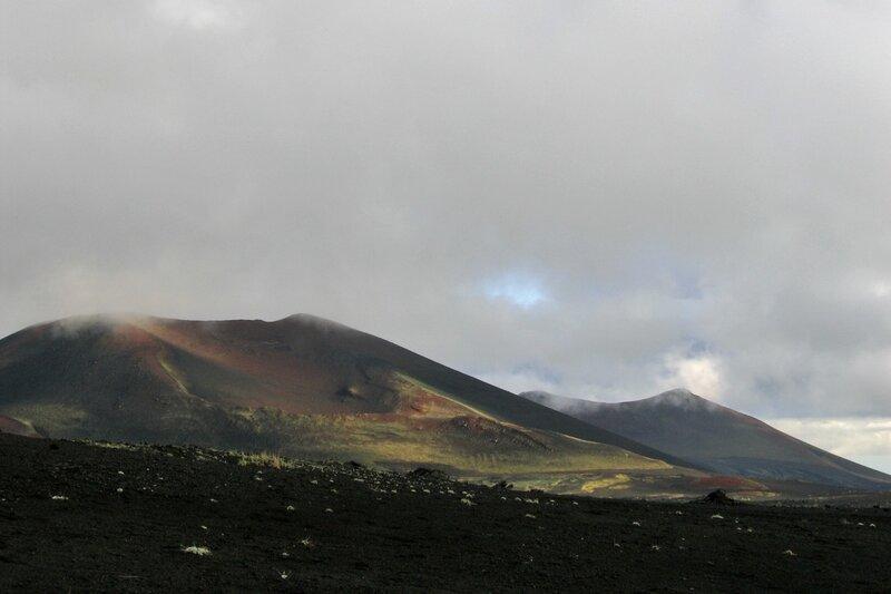 Конуса, Толбачик, Камчатка