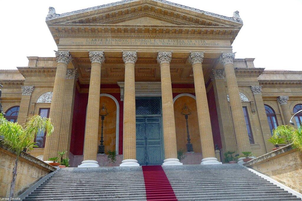 Teatro Massimo.