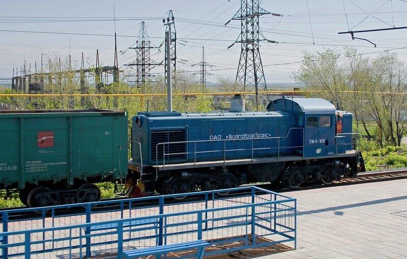 ТГМ4-1670