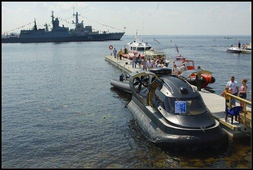 Международный <br />военно-морской салон IMDS 2011
