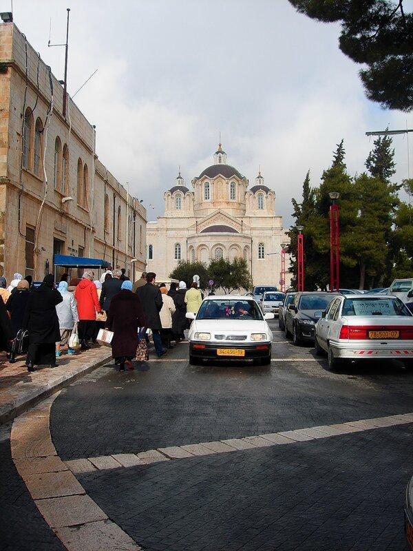 Святая Земля,Иерусалим,Троицкий собор