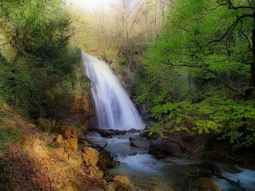 водопад Джурджур 28.04.11
