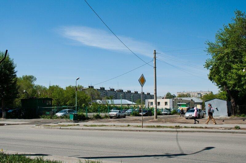 Ивановская областная больница на карте