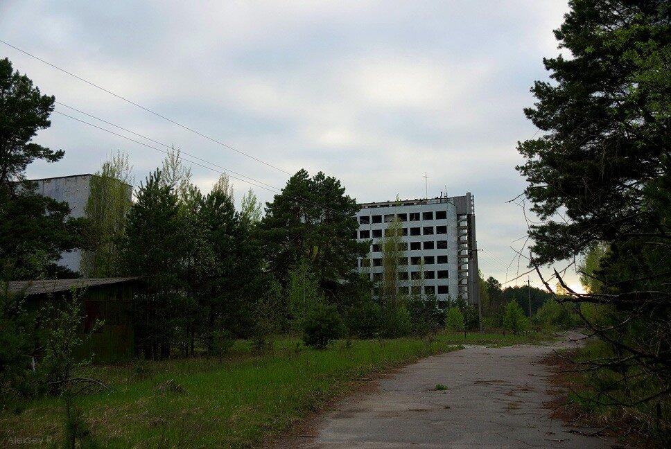Долгая дорога в Припять. Часть 5