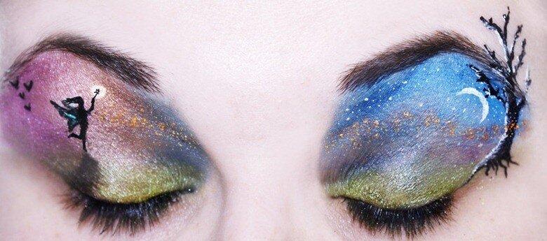 макияж искусство