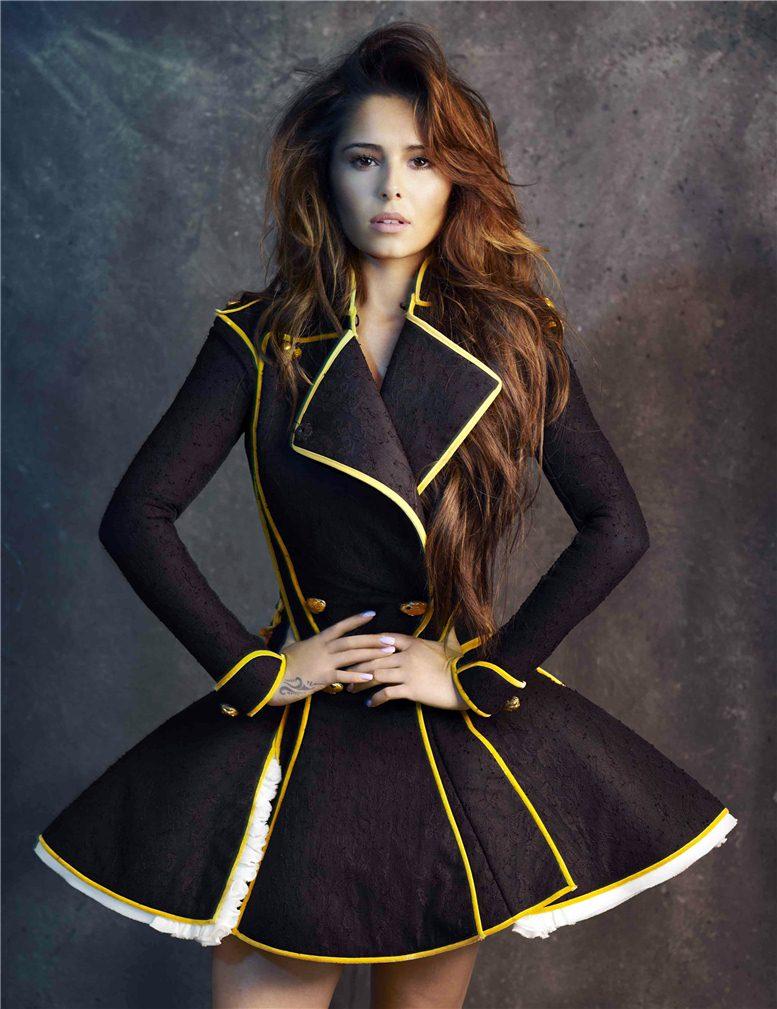 модель Шерил Коул / Cheryl Cole