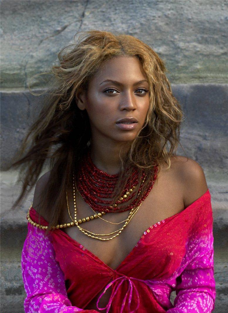 модель Бейонс Ноулз / Beyonce Knowles, фотограф Fabrizio Ferri