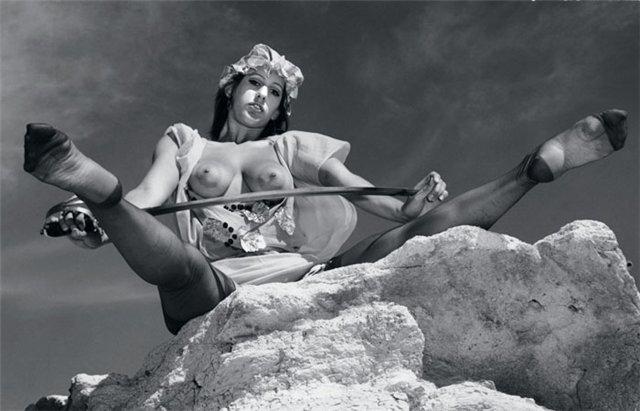 fetish photographer Elmer Batters