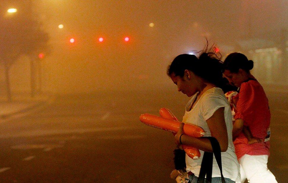 Dust Storm Arizona