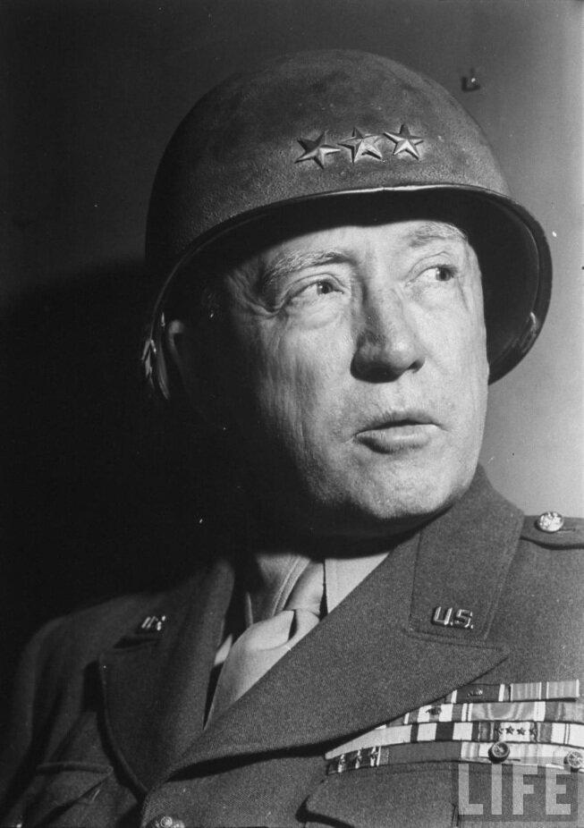 Генерал Паттон, Life,  ВМВ