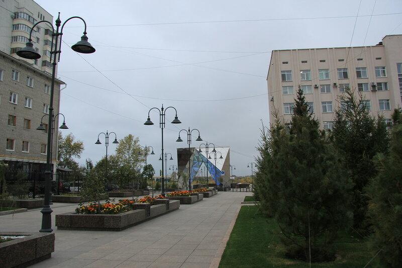 Утро в Омске!