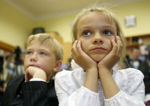 Украина: вторым языком в школах должен быть английский