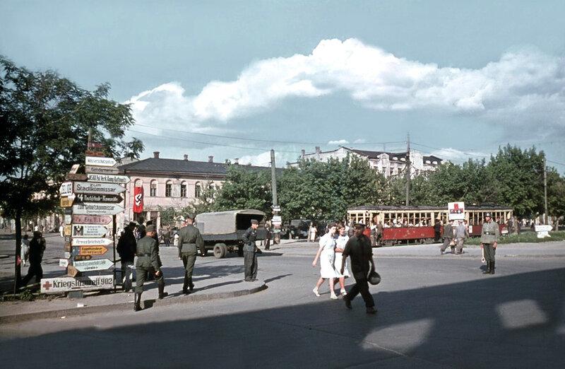 Мечты либерала-антисоветчика: Днепропетровск во время оккупации