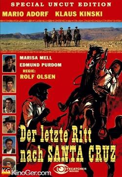 Der letzte Ritt nach Santa Cruz (1964)