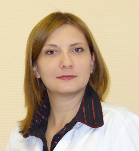 Герцог Ирина Владимировна - врач-эндокринолог