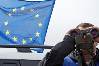 Ирландца напугал вывешенный соседом флаг Евросоюза