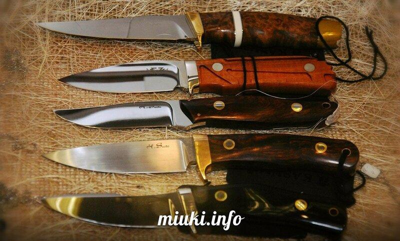 Феномен японского ножа
