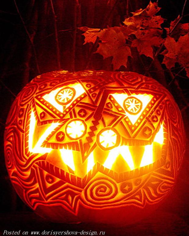 тыква, хэллоуин, светильник джека