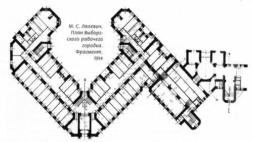 Диагональная ул., 8 и 10, план