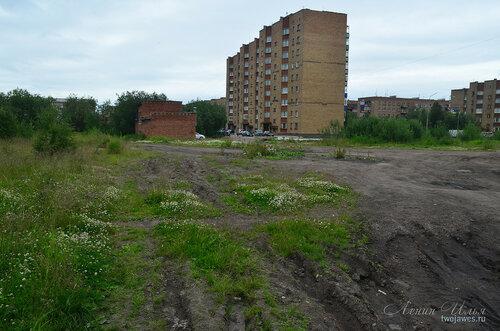 Фото города Инта №8008  Мира 38, Воркутинская 16 и Мира 41 02.07.2015_16:45
