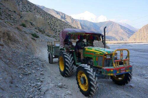 Гималайский транспорт
