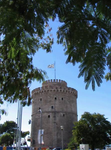 Thesalonniki, White Tower