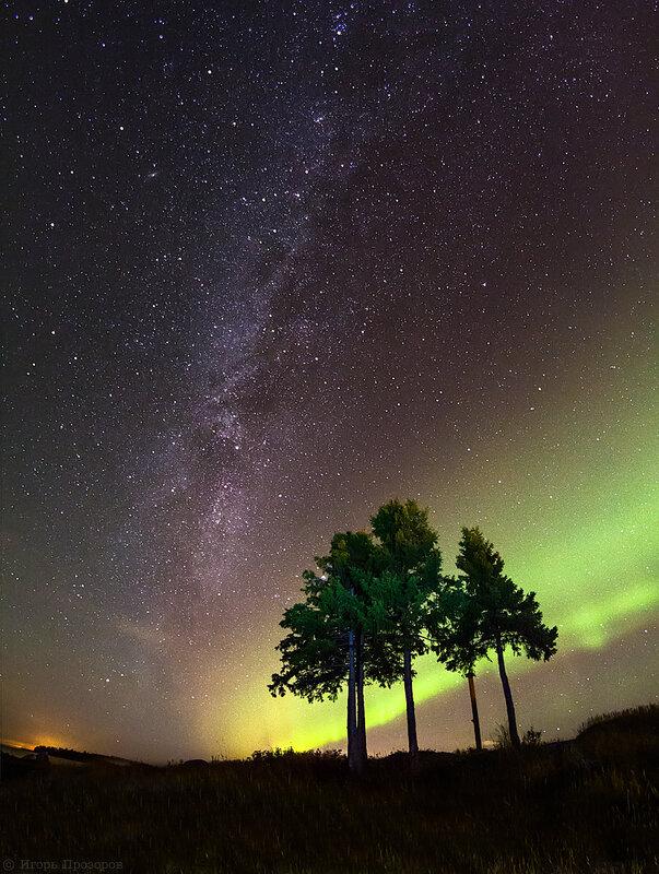 Aurora Borealis. Автор - snow-ru.