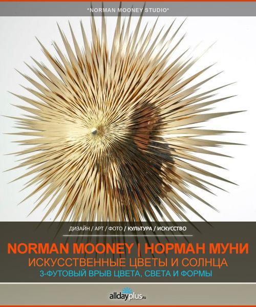 Взрывные инсталляции Нормана Муни | Norman Mooney | 25 фото
