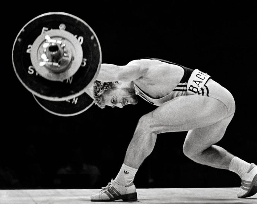 Сергей Киврин, 3-е место, категория «Спорт», одиночный снимок, 1982 год