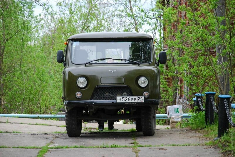 Умирающие остатки советского автопрома